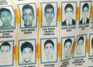 Forty three missing students who vanished last month after clashing with police in the town of Iguala