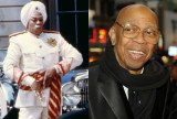 Geoffrey Holder is known as Baron Samedi in Bond movie Live and Let Die