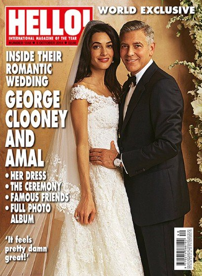 George Clooney and Amal Alamuddin's four-day wedding celebrations in Venice cost an estimated 10 million euros