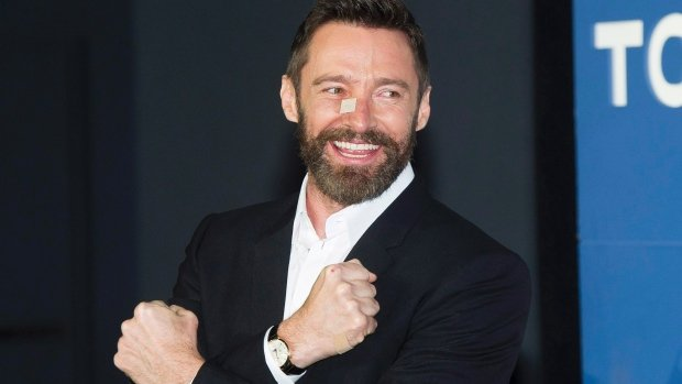 Hugh Jackman has been treated for skin cancer for a third time
