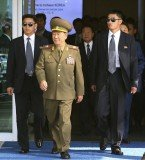 Hwang Pyong-so is considered to be the second most important official in North Korea after leader Kim Jong-un