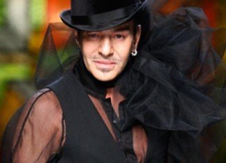 John Galliano is returning to high-end fashion as creative director of Maison Martin Margiela