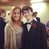 John Luke Robertson is the eldest son of the five children of Korie and Willie
