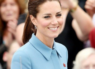 Kate Middleton's second child is due in April 2015