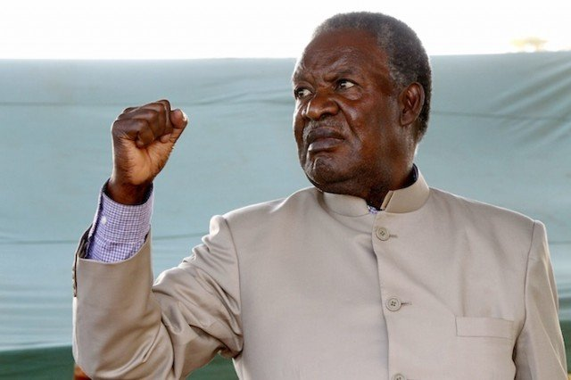 Known as King Cobra for his venomous tongue, Michael Sata was elected Zambia's president in 2011