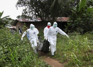 Liberia is the country hardest hit in the Ebola outbreak