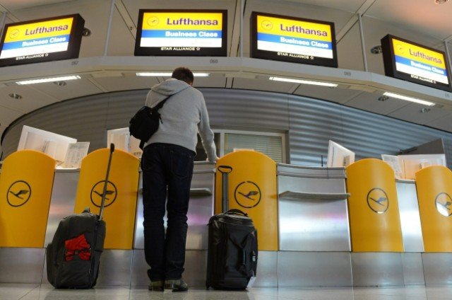 Lufthansa pilots strike has triggered the cancelation of 1,511 flights