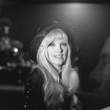 Lynsey de Paul became the first woman to win an Ivor Novello award for songwriting