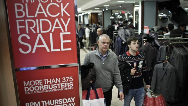 Macy's will open most of its department stores on Thanksgiving night at 6PM, two hours earlier than last year