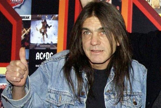 Malcolm Young formed AC/DC in 1973 with his younger brother Angus
