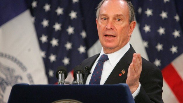 Michael Bloomberg was knighted in honor of his prodigious entrepreneurial and philanthropic endeavors