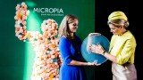 Micropia museum is the world's first interactive microbe zoo