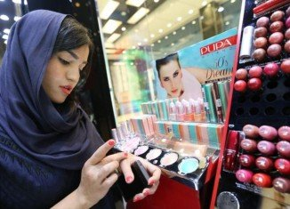 Muslim women are religiously conscience towards main stream cosmetic products due to fear of alcohol and pig residues used during the preparation
