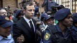 Oscar Pistorius has returned to Pretoria court for sentencing after being convicted of killing his girlfriend, Reeva Steenkamp