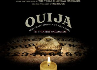 Ouija has topped the North American box office in the run-up to Halloween