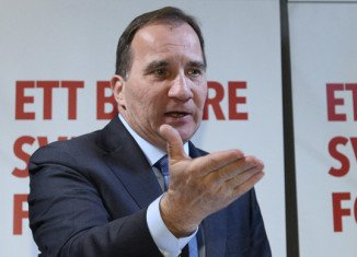 PM Stefan Lofven has said Sweden will become the first long-term EU member country to recognize the state of Palestine
