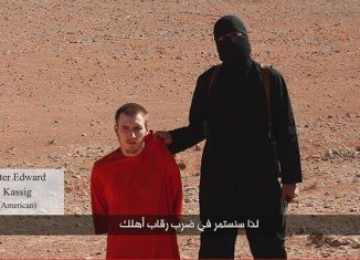 Peter Edward Kassig is being held by ISIS militants in Syria