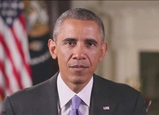 President Barack Obama urged Americans not to give in to Ebola hysteria