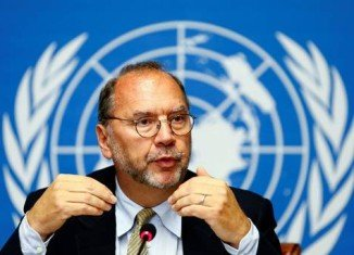 Prof. Peter Piot is a world specialist in Ebola brought in by the WHO as a scientific adviser