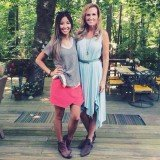 Rebecca Robertson was taken in as a foster child by Willie and Korie Robertson