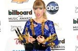 Taylor Swift has been named Billboard's Woman of the Year 2014