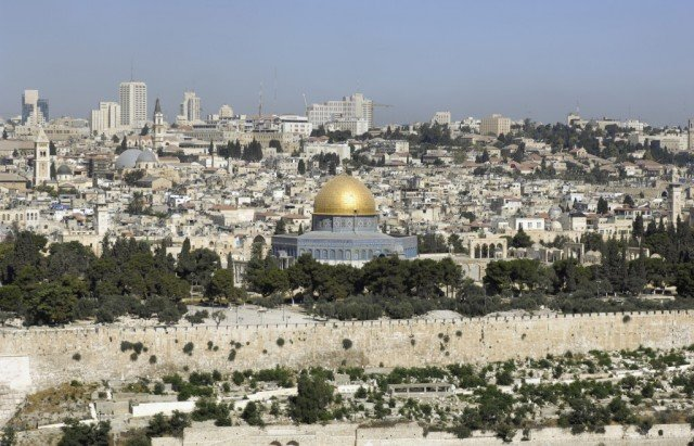 The Temple Mount is the holiest site in Judaism