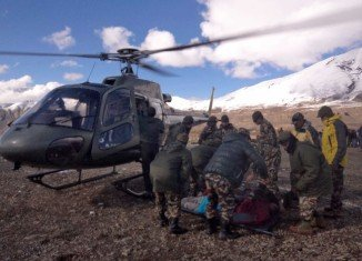 The death toll of Nepal's Annapurna Circuit has reached 28, after blizzards struck at the height of the Himalayan climbing season