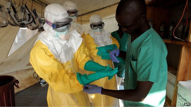 The number of people killed in the Ebola outbreak has risen above 4,000