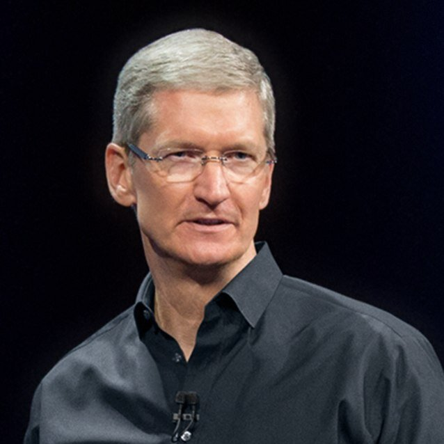 Tim Cook says that he is proud to be gay
