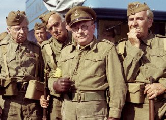 Tom Courtenay, Bill Nighy, Michael Gambon and Toby Jones are among the stars who will appear in a big-screen remake of classic sitcom Dad's Army