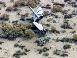 Virgin Galactic's SpaceShipTwo space tourism craft crashed in Mojave desert killing at least one person