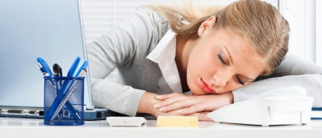 Five reasons you're tired all the time