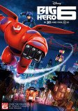 Big Hero 6 has beaten star-studded Interstellar into second place at the North America box office over the weekend