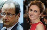 Francois Hollande's affair with Julie Gayet was first revealed in January 2014