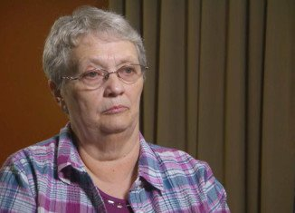 June Shannon's mother, Sandra Hale, took Anna to the police station and filed accusations against Mark McDaniel on her behalf