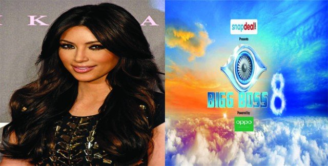 Kim Kardashian will make an appearance on Bigg Boss, the Indian version of Big Brother