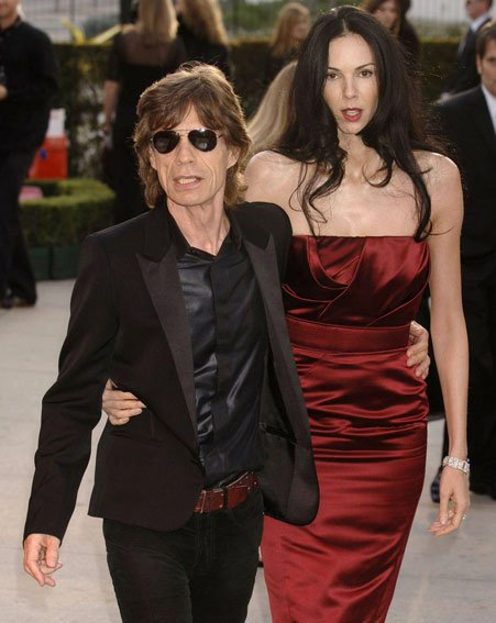 L'Wren Scott took her own life in March 2014, prompting the Stones to postpone a tour of Australia and New Zealand