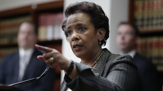 Loretta Lynch will be the first African-American woman to head the US Justice Department
