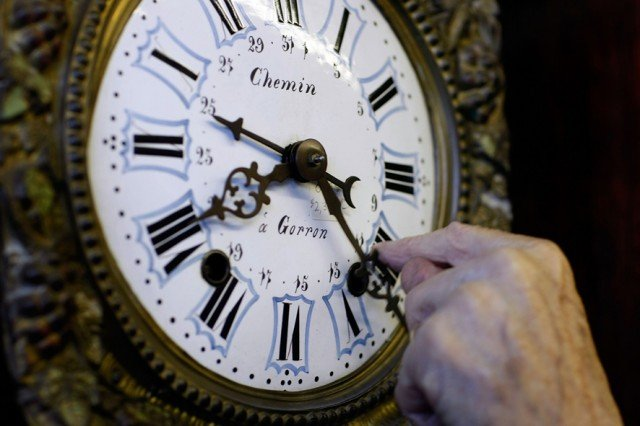 Most of the United States is turning back the clock on November 2 for the annual shift back to standard time