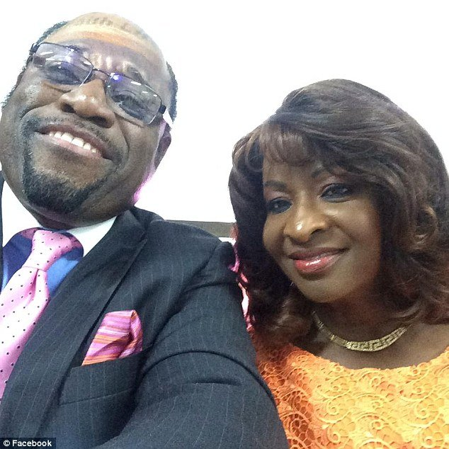 Myles Munroe of Bahamas Faith Ministries International and his wife Ruth Ann Munroe