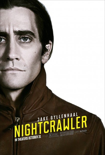 Nightcrawler stars Jake Gyllenhaal as an ambulance-chasing freelance cameraman
