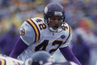 Orlando Thomas spent all seven of his NFL seasons with Minnesota Vikings before retiring after the 2001 campaign at age 29