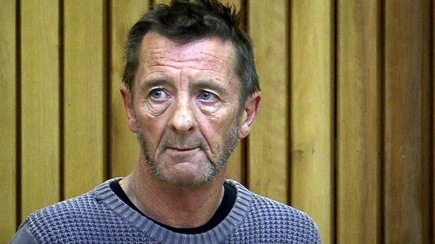 Phil Rudd has appeared in a New Zealand court on charges of attempting to arrange a murder