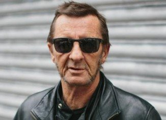 Phil Rudd was kicked out of AC/DC in 1983 and rejoined in 1994