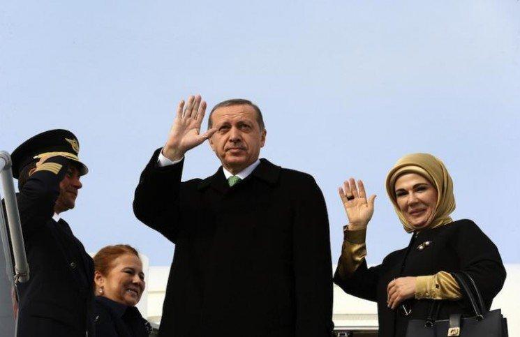 Recep Tayyip Erdogan women equality 745x483 photo
