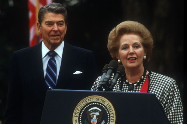 Ronald Reagan apologized to Margaret Thatcher over the US invasion of Grenada