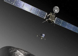 Rosetta satellite will release the Philae lander on a seven-hour descent to the surface of Comet 67P