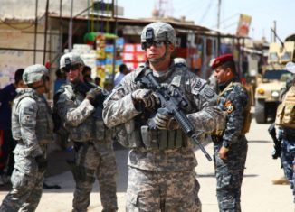 The US will send 1,500 more non-combat troops to Iraq to boost local forces fighting ISIS militants