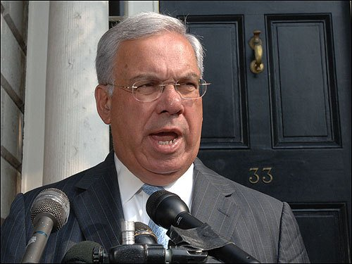 Thomas Menino was the longest serving mayor in Boston's history