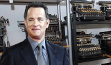 Tom Hanks will publish a book of short stories inspired by his personal collection of vintage typewriters